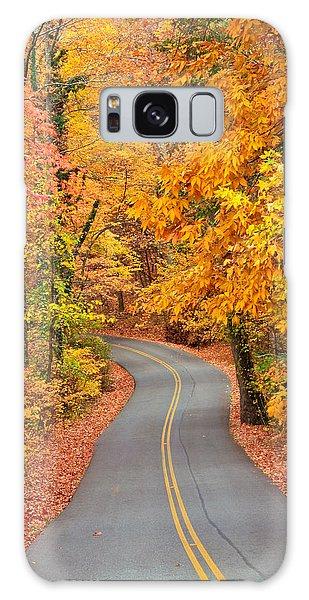 Autumn Drive Signal Mountain Galaxy Case