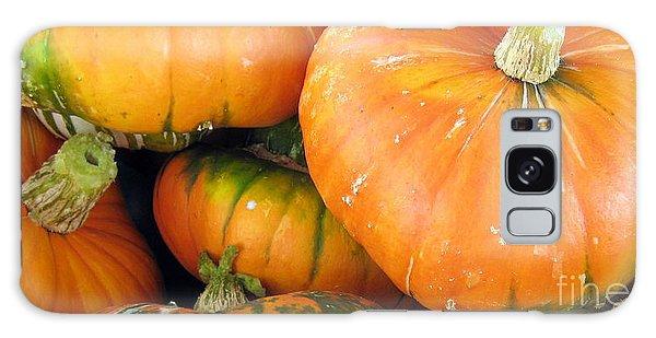 Autumn Harvest Galaxy Case by Kathy Bassett
