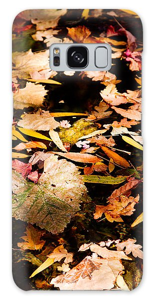 Autumn In Texas Galaxy Case