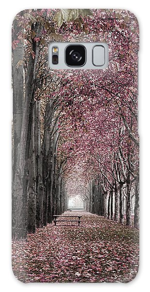 Autumn In The Grove Galaxy Case