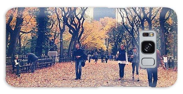City Galaxy Case - Autumn by Randy Lemoine