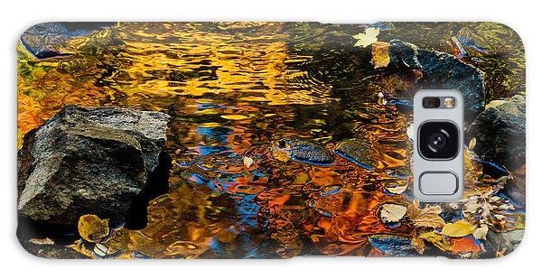Autumn Reflections Galaxy Case by Cheryl Baxter