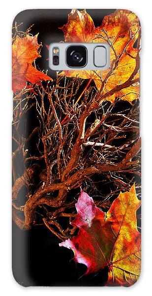 Autumnal Feelings Galaxy Case