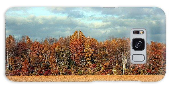 Autumn's Majesty Galaxy Case