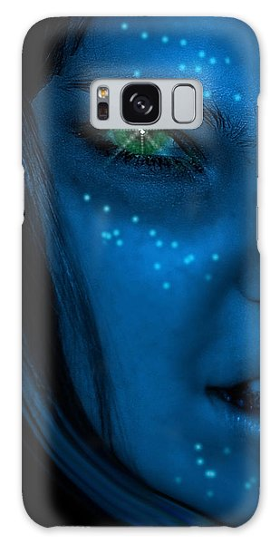 Avatar Galaxy Case by Gordon Engebretson