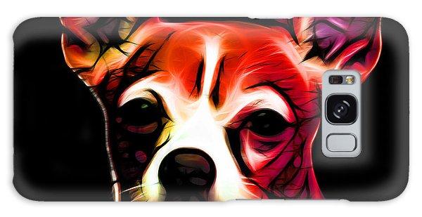 Aye Chihuahua - Red Galaxy Case