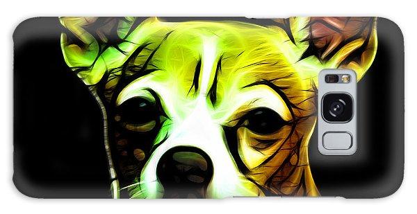 Aye Chihuahua - Yellow Galaxy Case