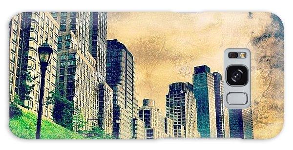 City Galaxy Case - Back To The City.  by Luke Kingma