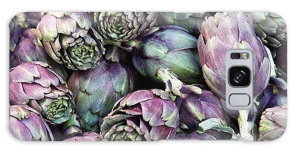 Background Of Artichokes Galaxy S8 Case