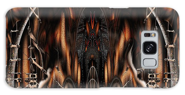 Bad Ride Galaxy Case by Steve Sperry