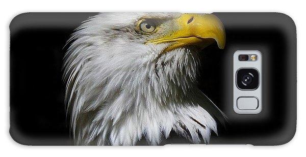Bald Eagle Galaxy Case by Steve McKinzie