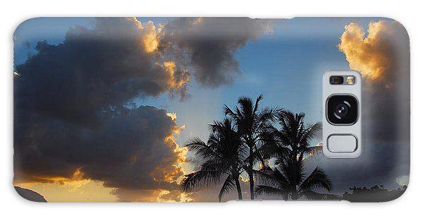 Bali Hai Sunset Galaxy Case by Lynn Bauer