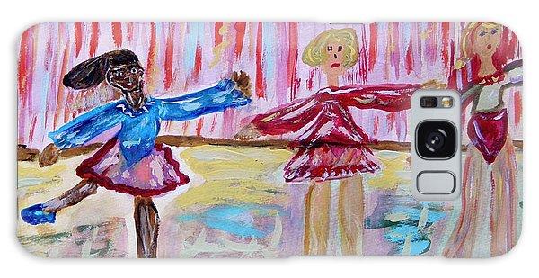 Ballerina Class Galaxy Case