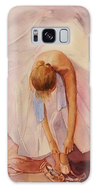 Ballet Dancer Galaxy Case