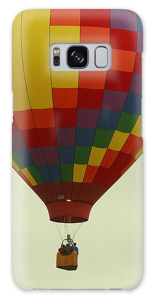 Balloon Ride Galaxy Case