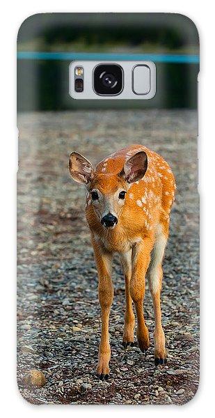 Bambi Galaxy Case by Sebastian Musial
