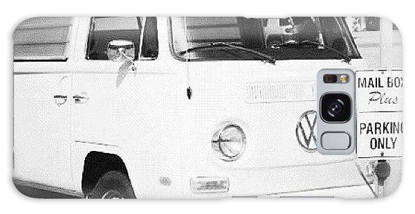 Volkswagen Galaxy Case - #bandw #blackandwhite #vw #van #vwvan by Megan Petroski