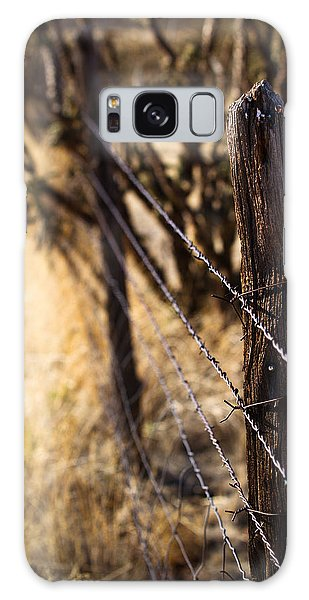 Barbed Wire Galaxy Case