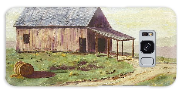 Barn On The Ridge Galaxy Case