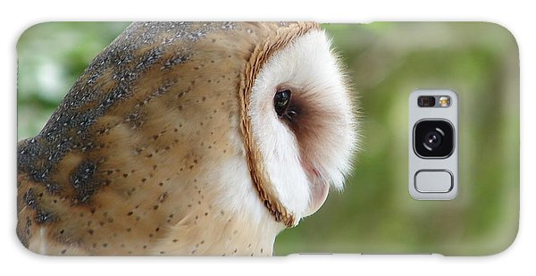 Barn Owl Galaxy Case by Randy J Heath