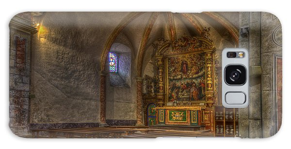 Baroque Church In Savoire France 3 Galaxy Case