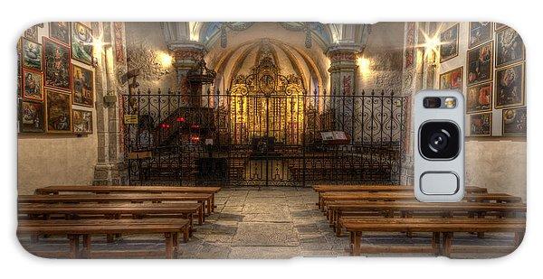 Baroque Church In Savoire France 4 Galaxy Case