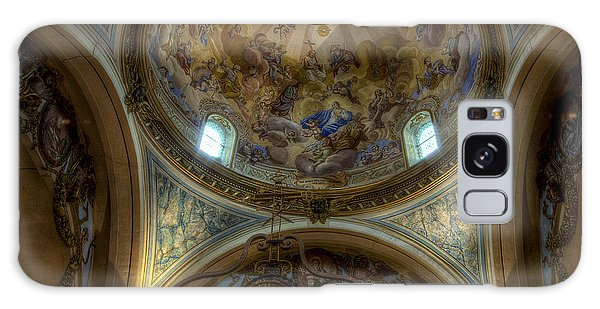 Baroque Church In Savoire France 5 Galaxy Case