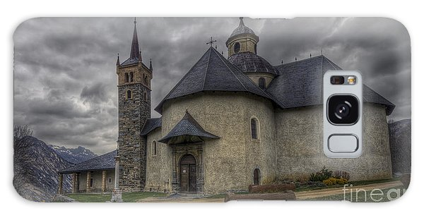 Baroque Church In Savoire France 6 Galaxy Case