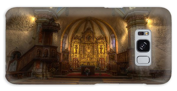 Baroque Church In Savoire France Galaxy Case
