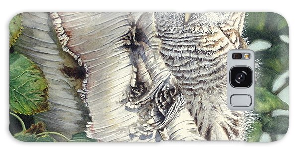 Barred Owl II Galaxy Case