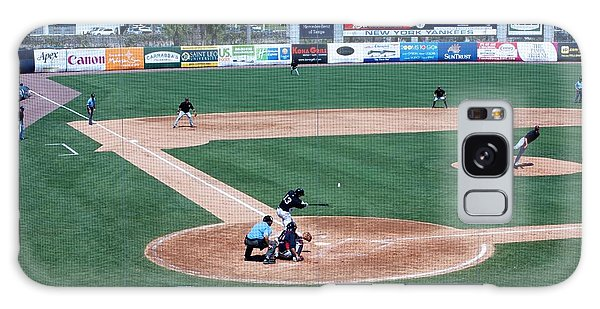 Baseball Dreams Galaxy Case