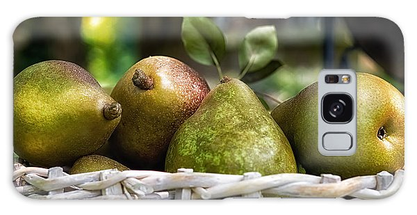 Basket Of Pears Galaxy Case