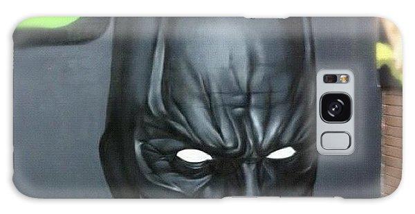 Superhero Galaxy Case - #batman By #jodyt During by Nigel Brown
