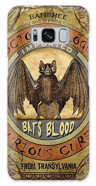 Bats Blood Galaxy Case
