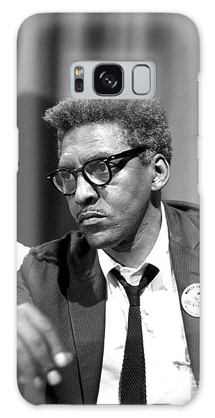 March On Washington Galaxy Case - Bayard Rustin (1912-1987) by Granger