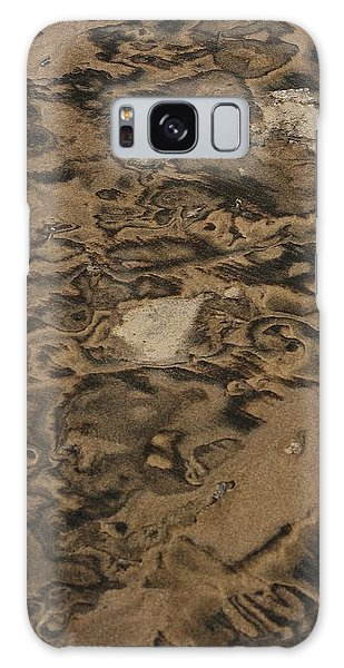 Beach Art B Galaxy Case