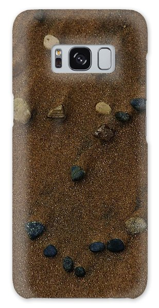 Beach Art D Galaxy Case