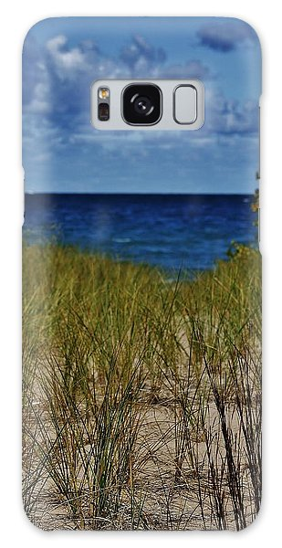 Beach Grass 2 Galaxy Case