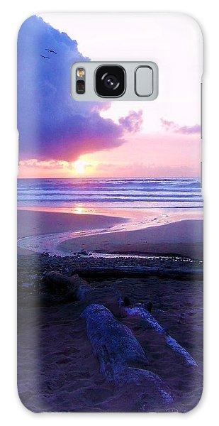 Beach Time Galaxy Case