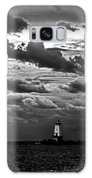 Beacon In The Clouds Galaxy Case by Randall  Cogle
