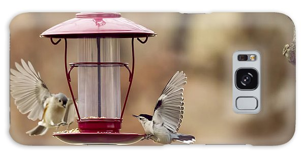 Beautiful Birds Galaxy Case