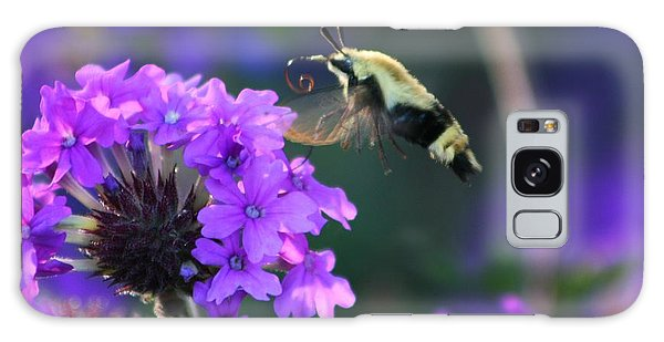 Bee Fur-eal Galaxy Case