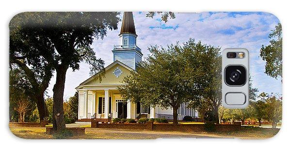 Belin United Methodist Church Galaxy Case by Bill Barber