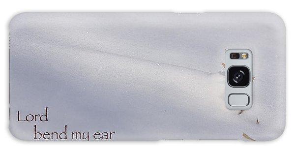 Bend My Ear Galaxy Case