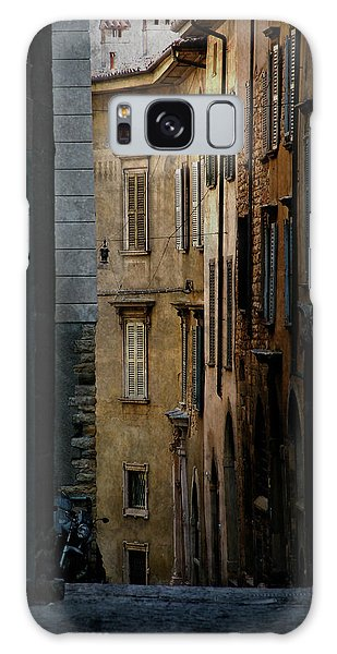 Bergamo Alley Galaxy Case by Perry Van Munster