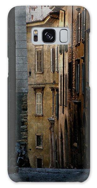 Bergamo Alley Galaxy Case