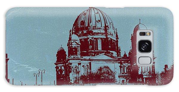 Berlin Galaxy Case - Berlin Cathedral by Naxart Studio