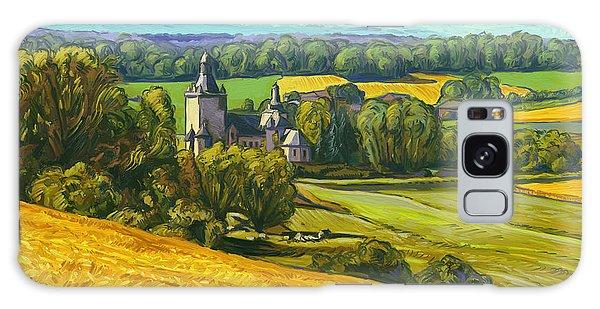 Beusdael Castle Sippenaeken Galaxy Case
