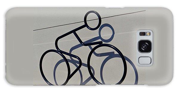 Bicycle Shadow Galaxy Case