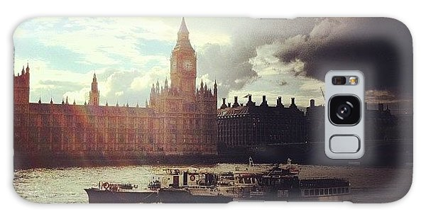 Beautiful Galaxy Case - Big Ben by Samuel Gunnell